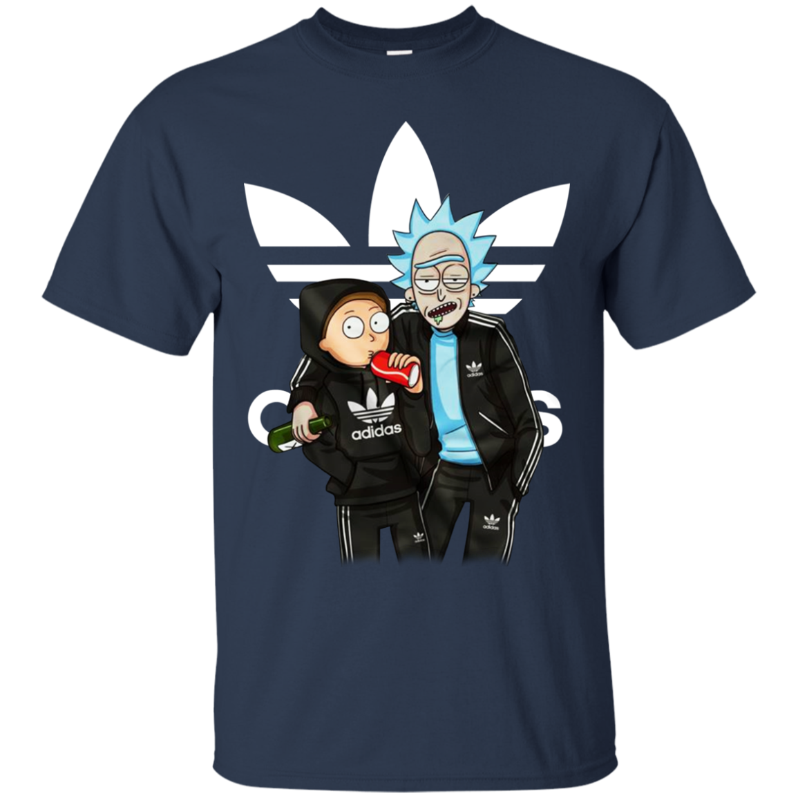 Rick y morty vector png. And adidas shirt hoodie