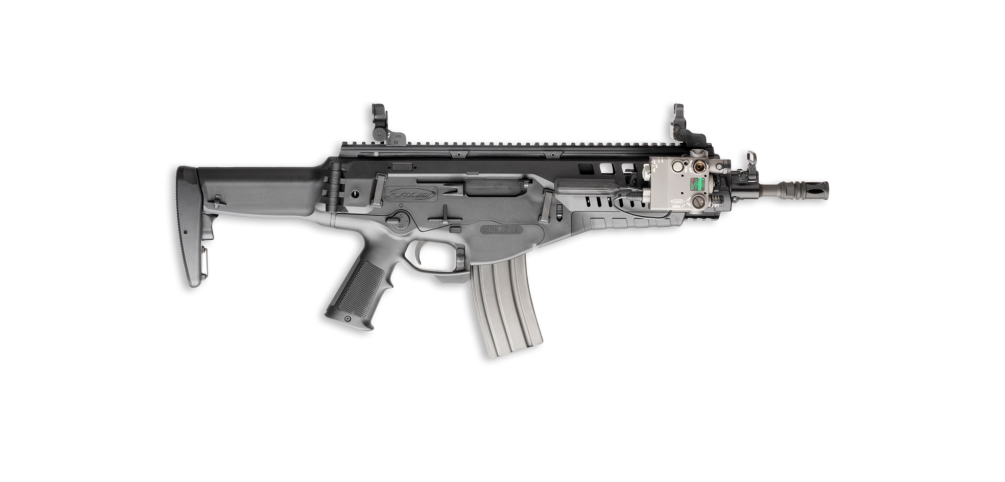 Transparent rifle simple. Arx a assault beretta