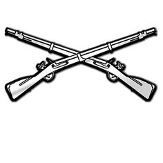 Rifle clipart. Stock illustrations clip art