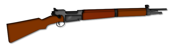 Rifle clipart png.
