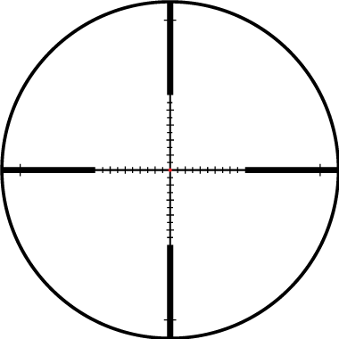Rifle crosshairs png. What is the most