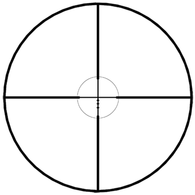 Rifle crosshairs png. Weaver re designed grand