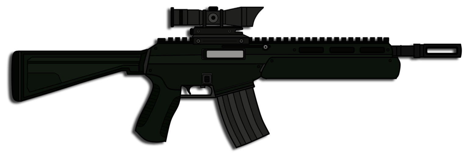 Rifle .png. Assault png photos mart