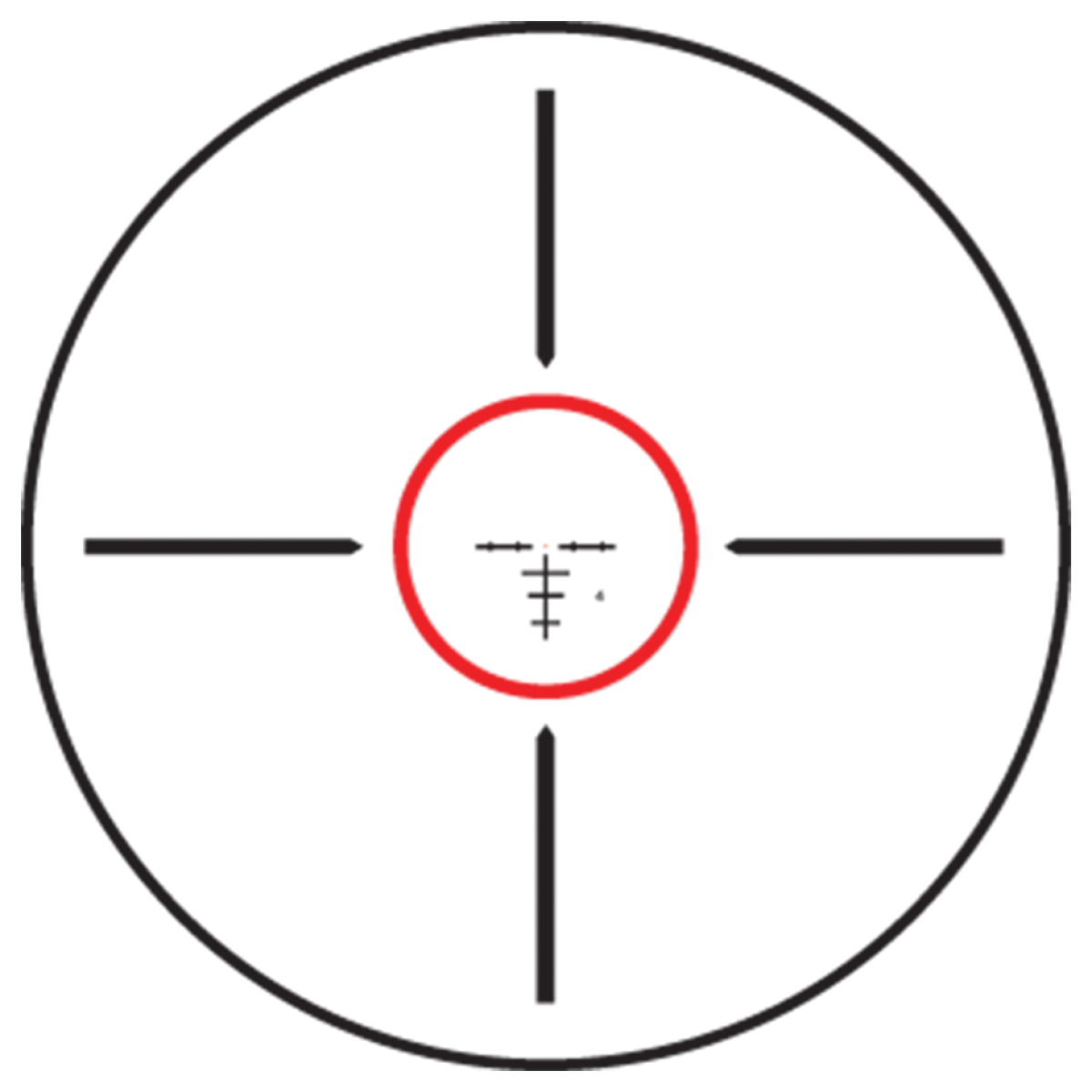 Rifle scope png. Burris xtr ii x