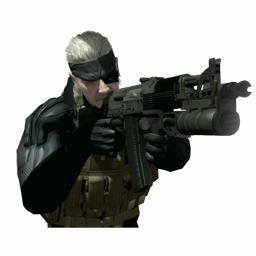 Rifle svg metal gear solid