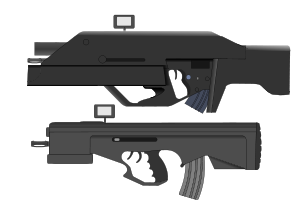 Rifle svg two. Papop wikipedia and