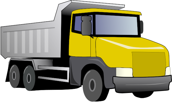 Rig clipart truck dump kenworth. At getdrawings com free