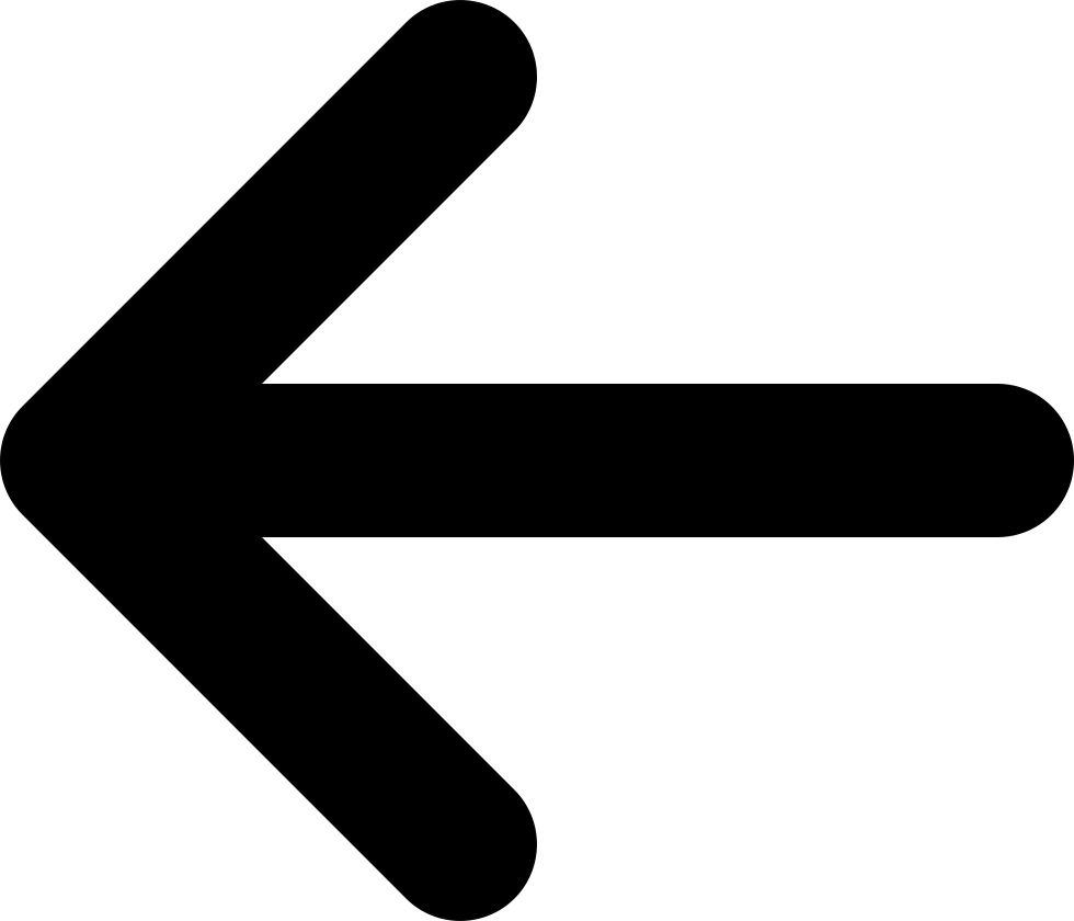 White left arrow png. Transparent images pluspng file