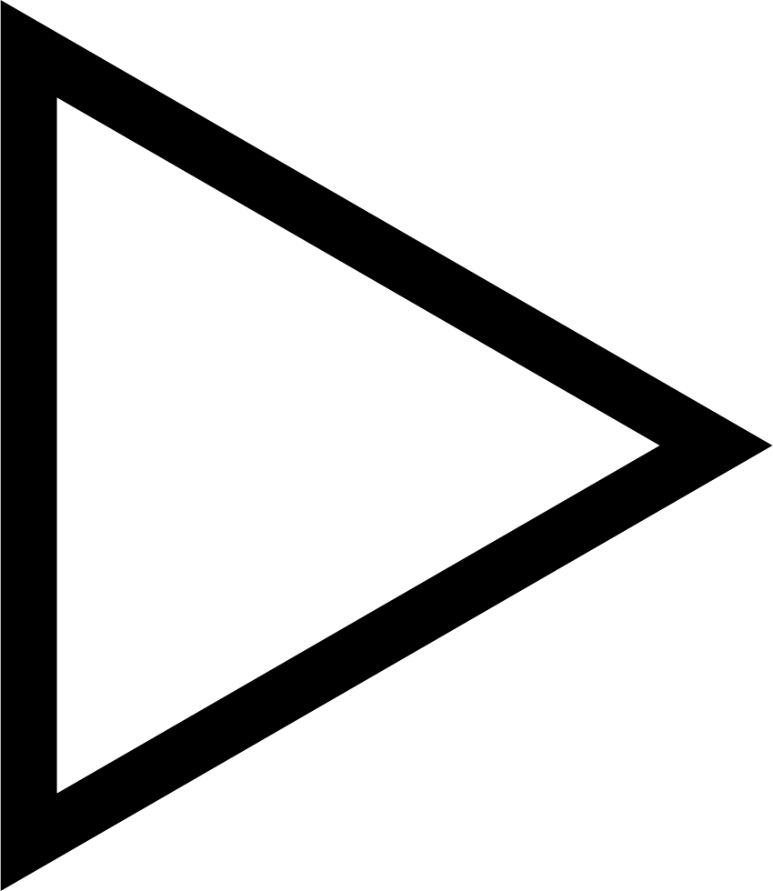 Right triangle png. Svg icon free download