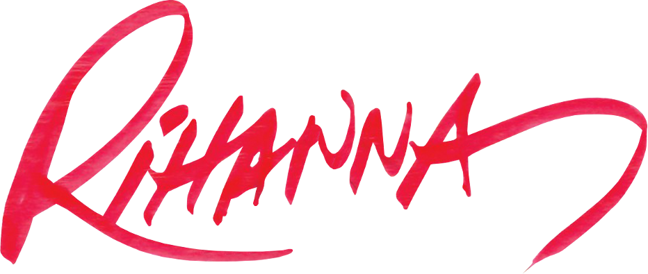 Rihanna unapologetic png. Diamonds world tour logo
