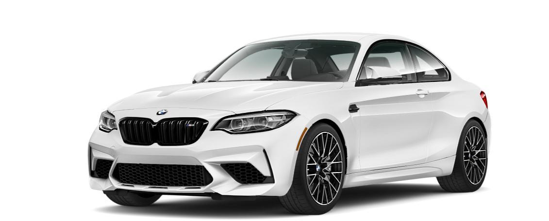 Rim drawing car bmw. M competition coupe features
