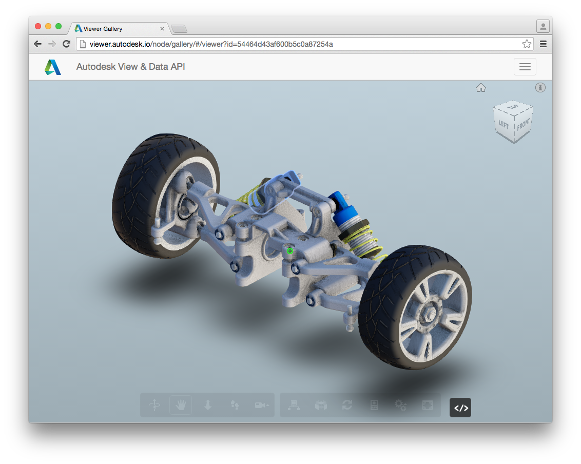 Rim drawing inventor autodesk car. View and data api