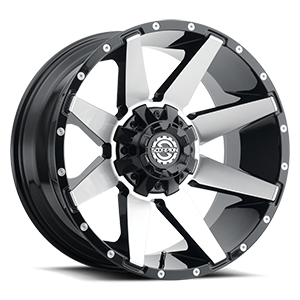 Rim drawing mag wheel. Collection scorpion wheels sc
