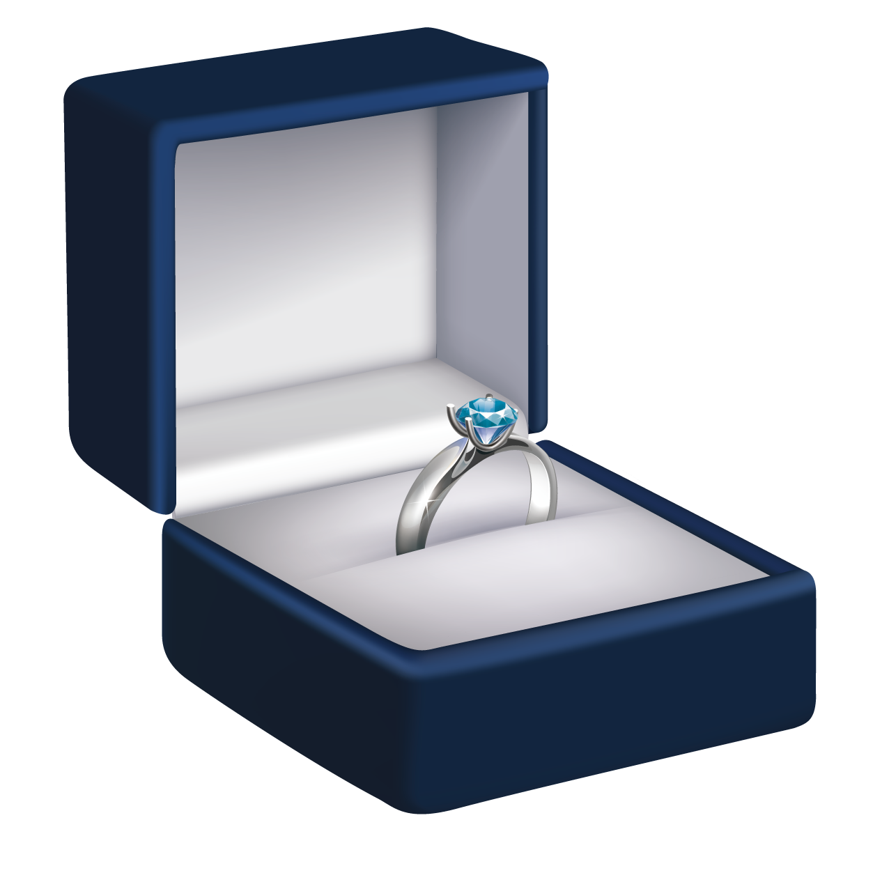Ring box png. Engagement diamond drilling and
