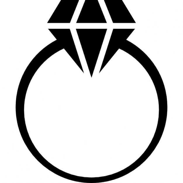 Ring clipart dimond ring. Diamond free engagement image