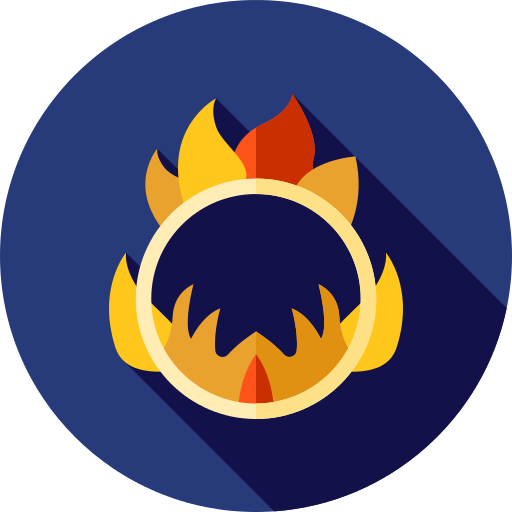 Ring of fire png. Icon repo free icons
