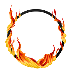 Ring of fire png. Circus transparent images pngio