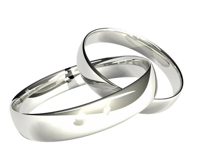 Silver wedding ring png. Pic mart