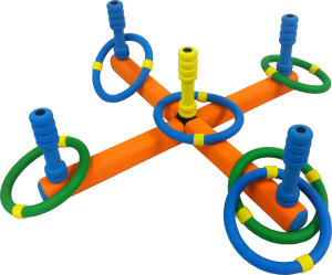 Ring toss png. Kid friendly yard game
