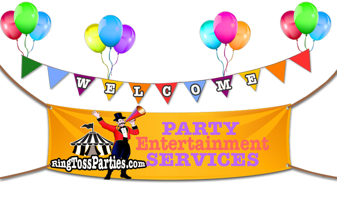 Ring toss png. Parties fun entertainment for