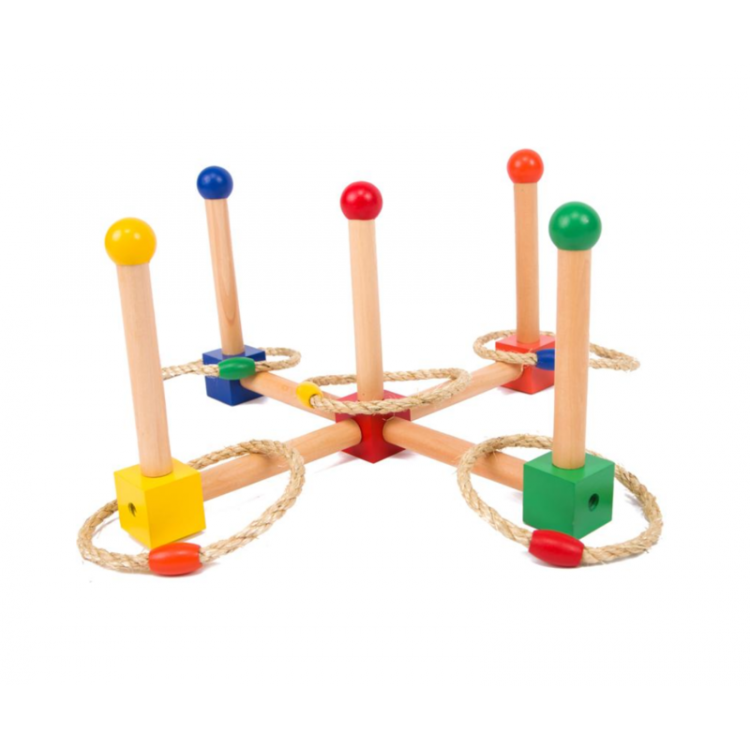 Ring toss png. Wooden game