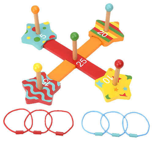 Ring toss png. Party game rentals kids