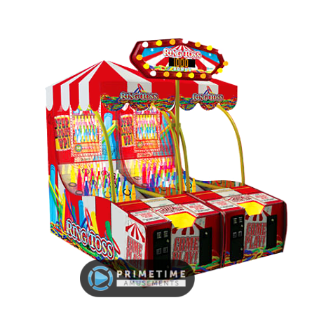 Ring toss png. Primetime amusements by coastal