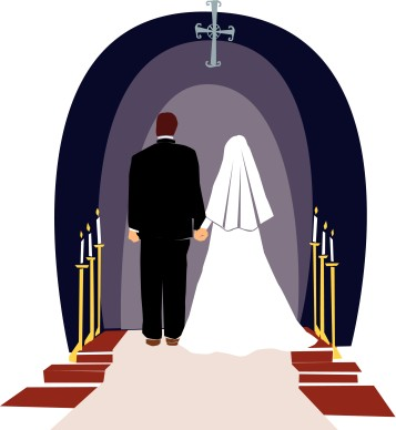 Rings clipart civil wedding. Traditional vows