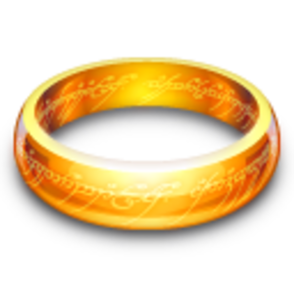 the one ring png