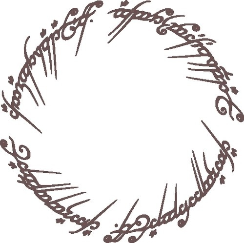 Rings clipart one ring. Best lord of