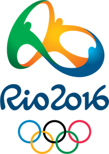 Olympics vector ai free. Rio 2016 logo png clip library library