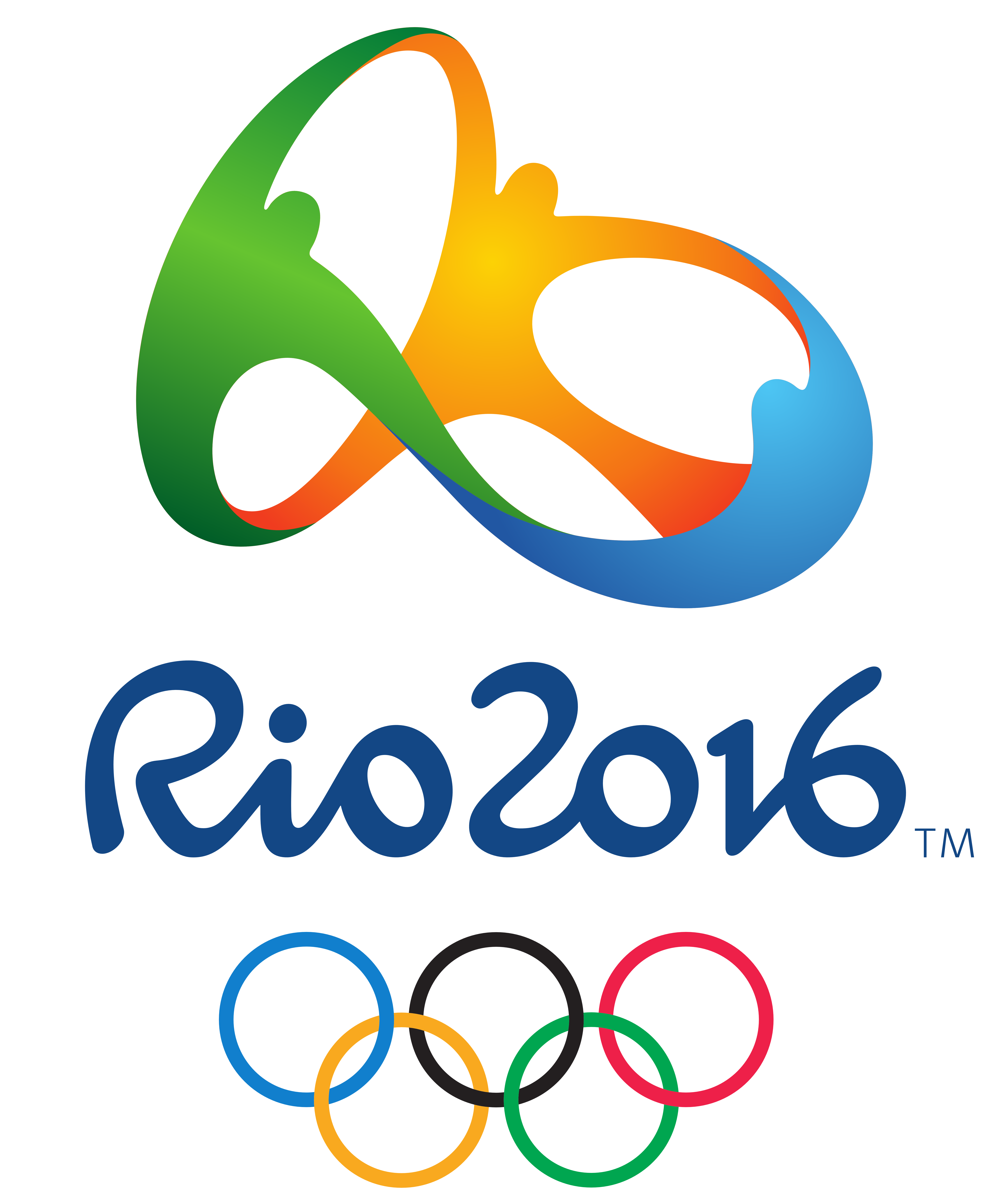 Brazil olympics summer games. Rio 2016 logo png svg black and white
