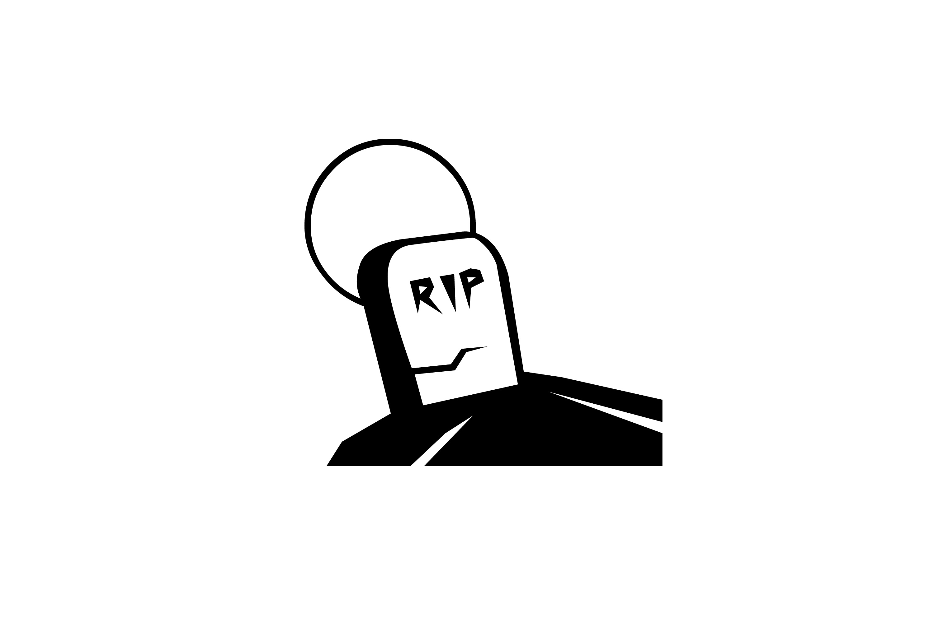 Rip clipart gravestone. Image of headstone creepyhalloweenimages