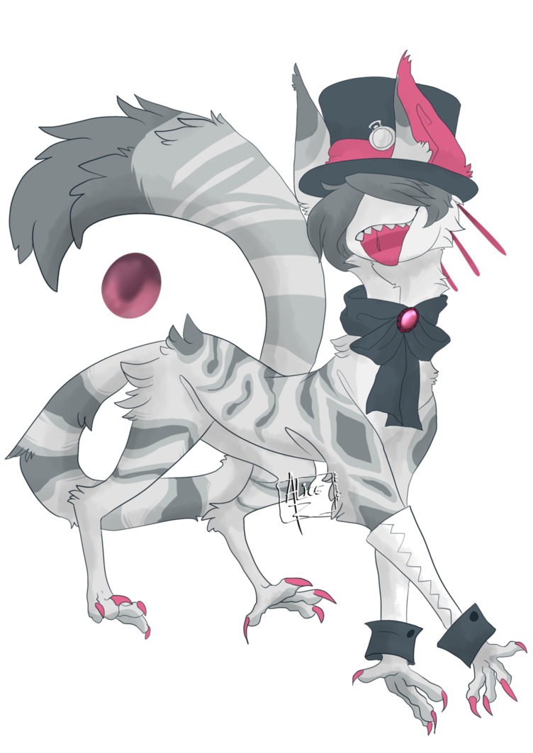 Rip drawing beast. Auction to adopt cccat