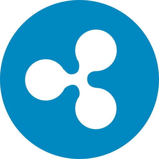 Coin ripple xrp icon. Ripples vector svg clip freeuse download