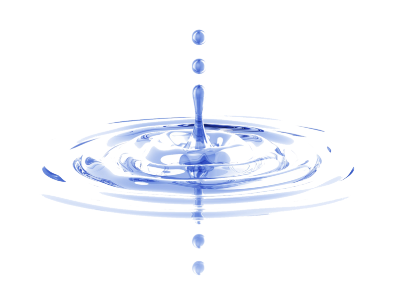 Ripples drawing liquid. Download free png file