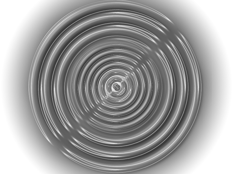 Ripples vector water ring. Texture png with transparent