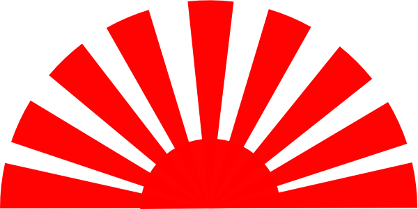 Rising sun png. Clip art at clker