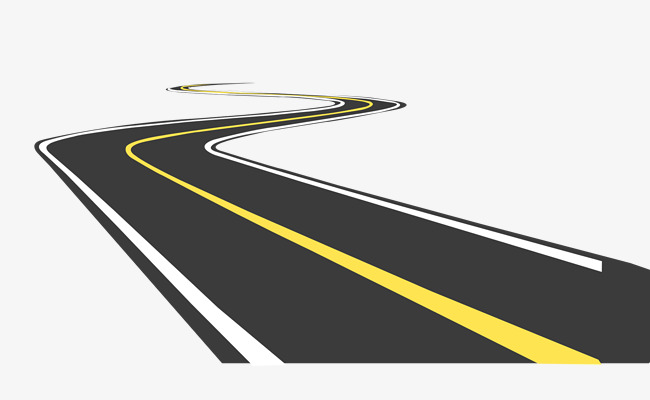 Pictures detour png image. Road clipart svg library library