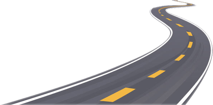 Road clipart side view. Png images highway download