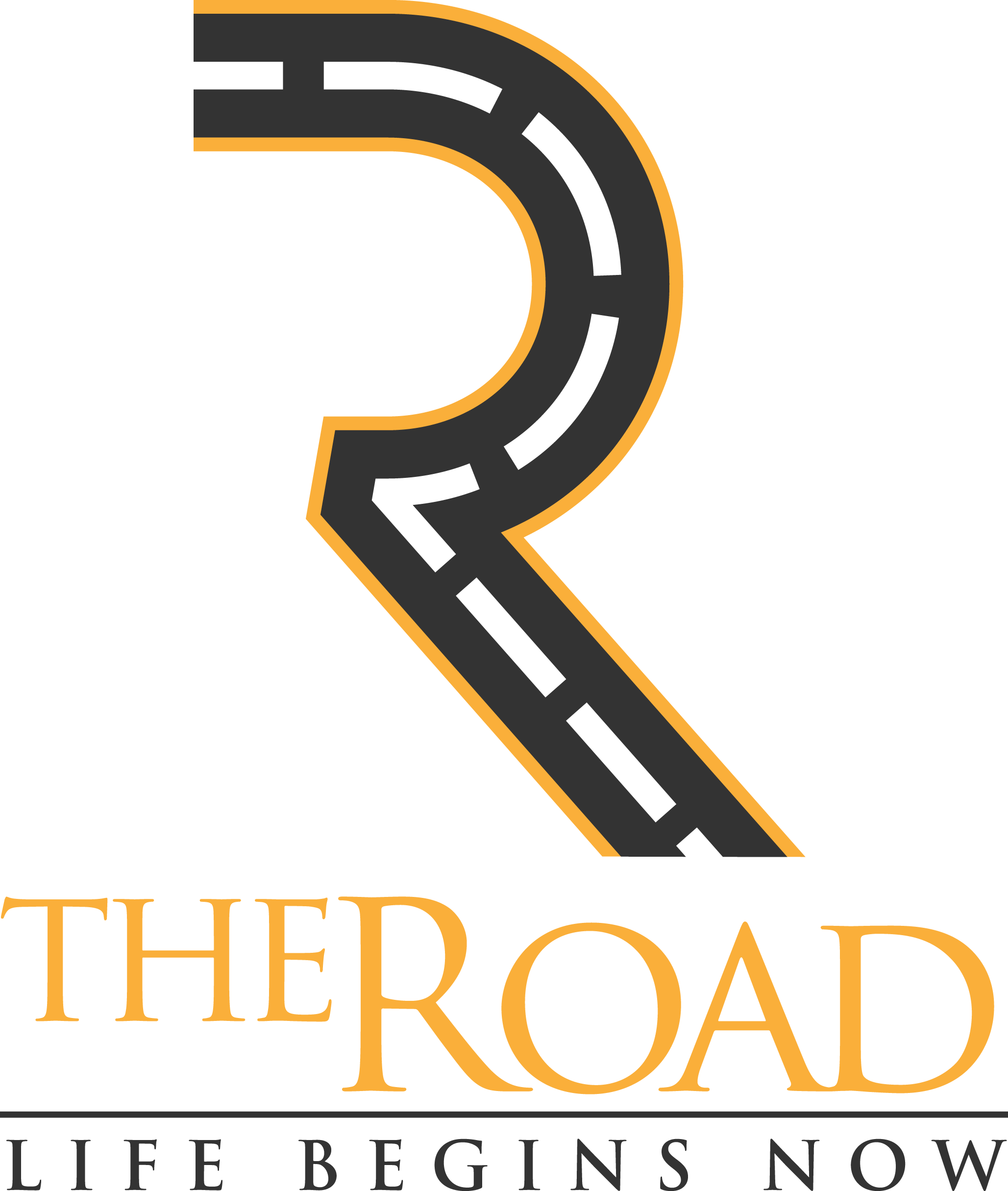 Road logo png. Press warrior creative roadlogopresspng