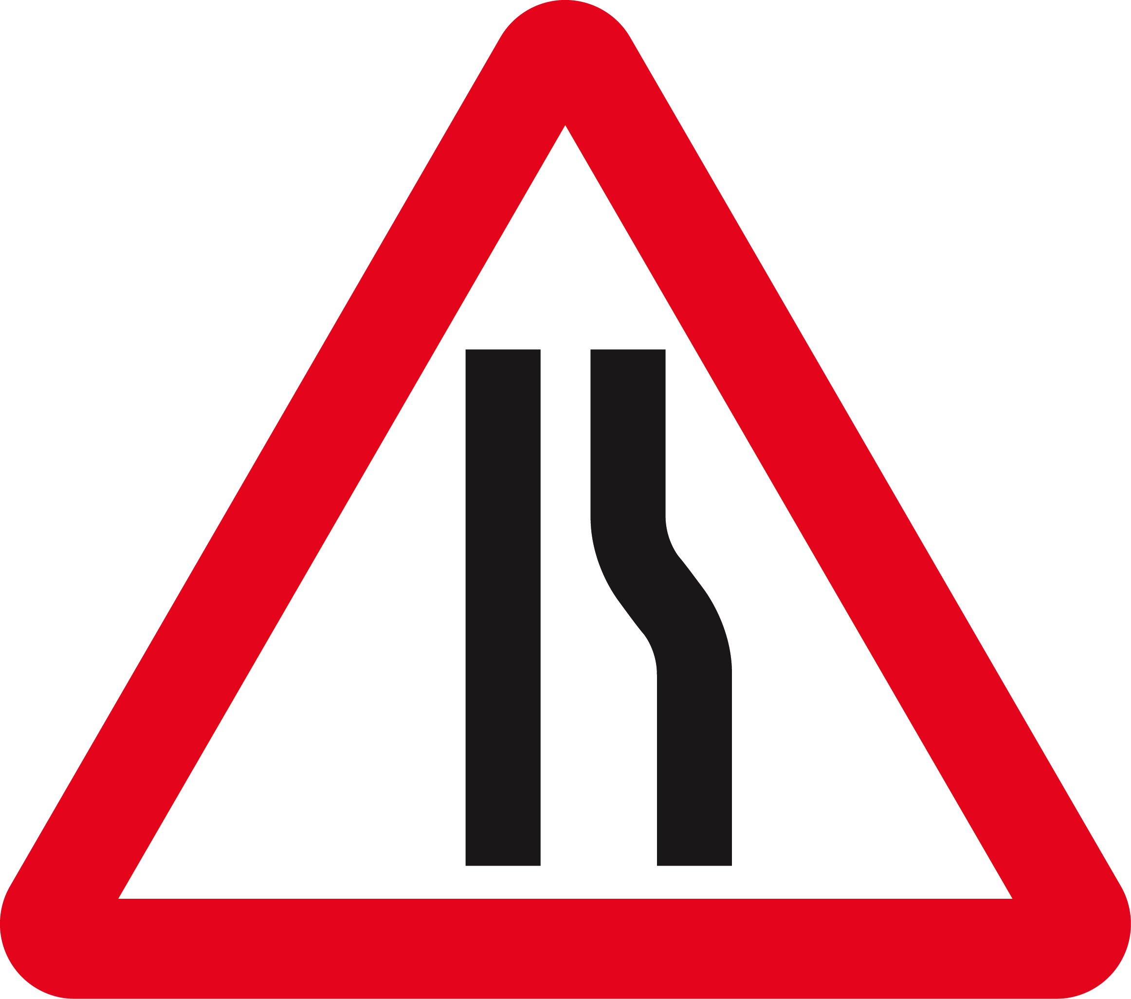 Road signs png. File singapore warning sign