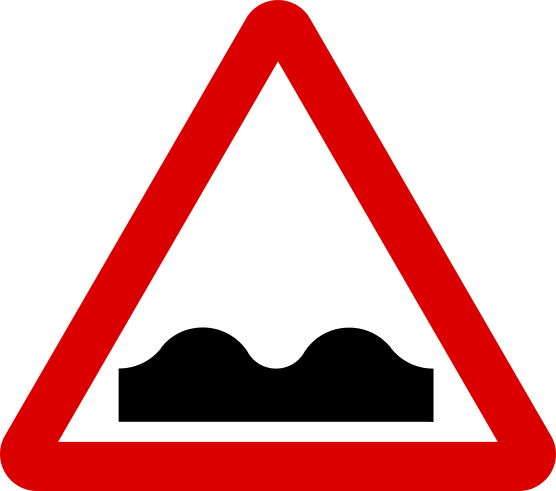 File mauritius signs warning. Road svg graphic