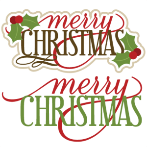 Road svg swirly. Merry christmas titles my