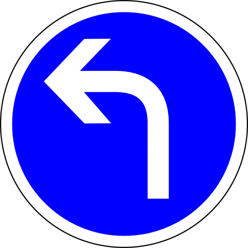 Roadsign vector blue. Free photos road sign