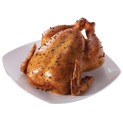 Roasted chicken png. Dlpng kenny rogers roasters