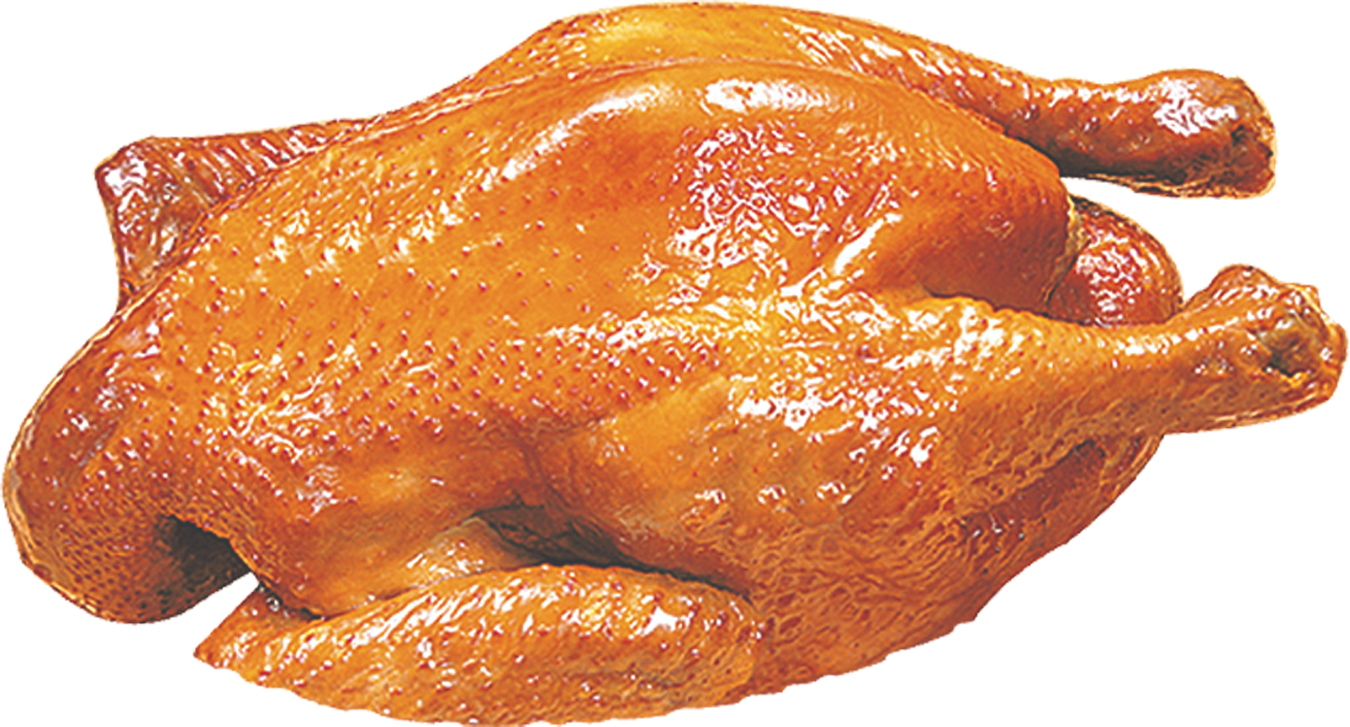 Roasted chicken png. Roast barbecue goose food