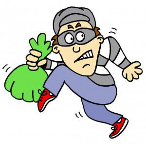 Robber clipart. Pictures panda free images