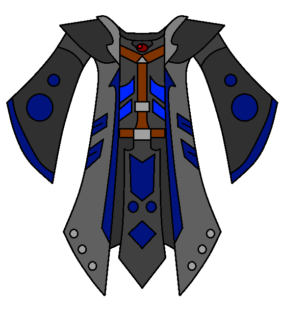 Robes drawing mage robe. Water by neonblacklightth on
