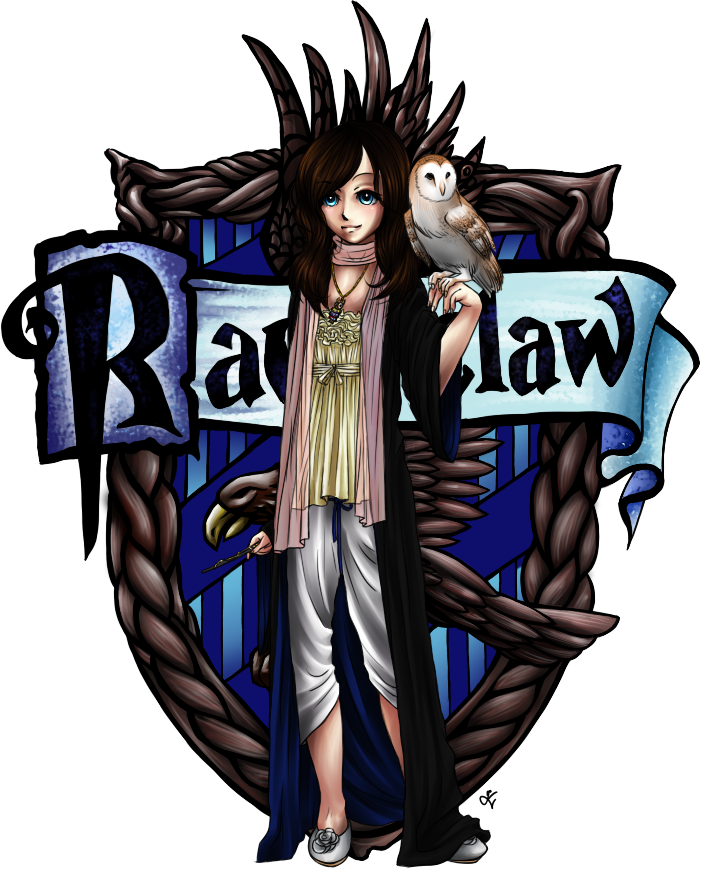 Robes drawing ravenclaw. Introduce yourself here hogwarts